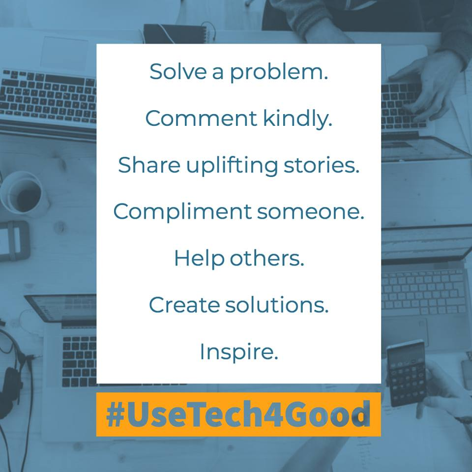 usetech4good comment kindly square